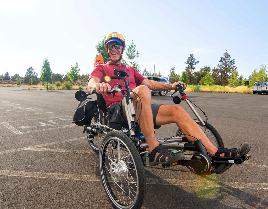 Adaptive Cycling at Pine Nursery