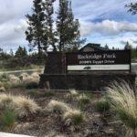rockridge park sign