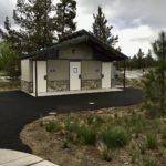 rockridge park building with ADA restrooms