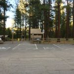ADa parking spaces at shevlin