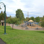 blakely park playground and grass space