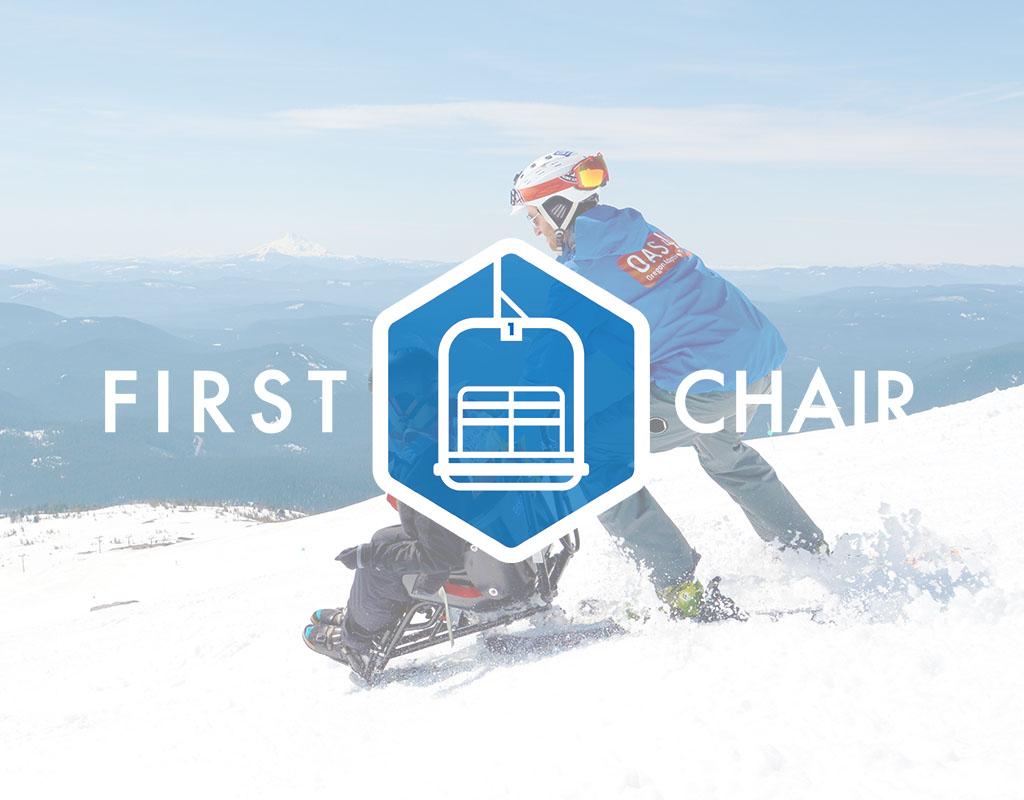First Chair logo