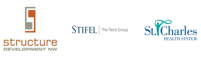 Structure Development NW, Stifel | The Fleck Group, St Charles logos